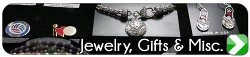 Jewelry, Gifts  & Misc.
