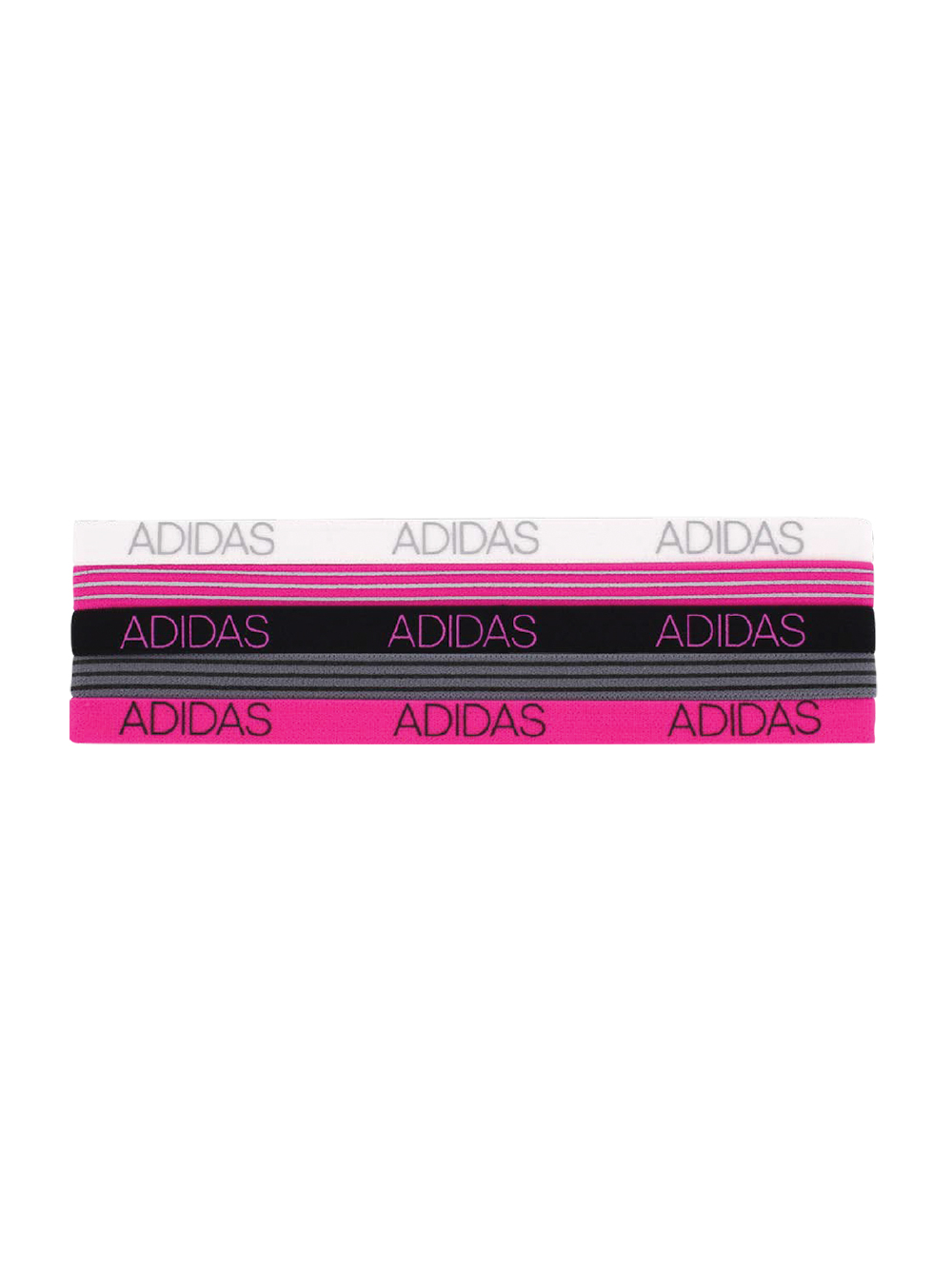 Adidas 5 Pk Headbands Midwest Volleyball Warehouse