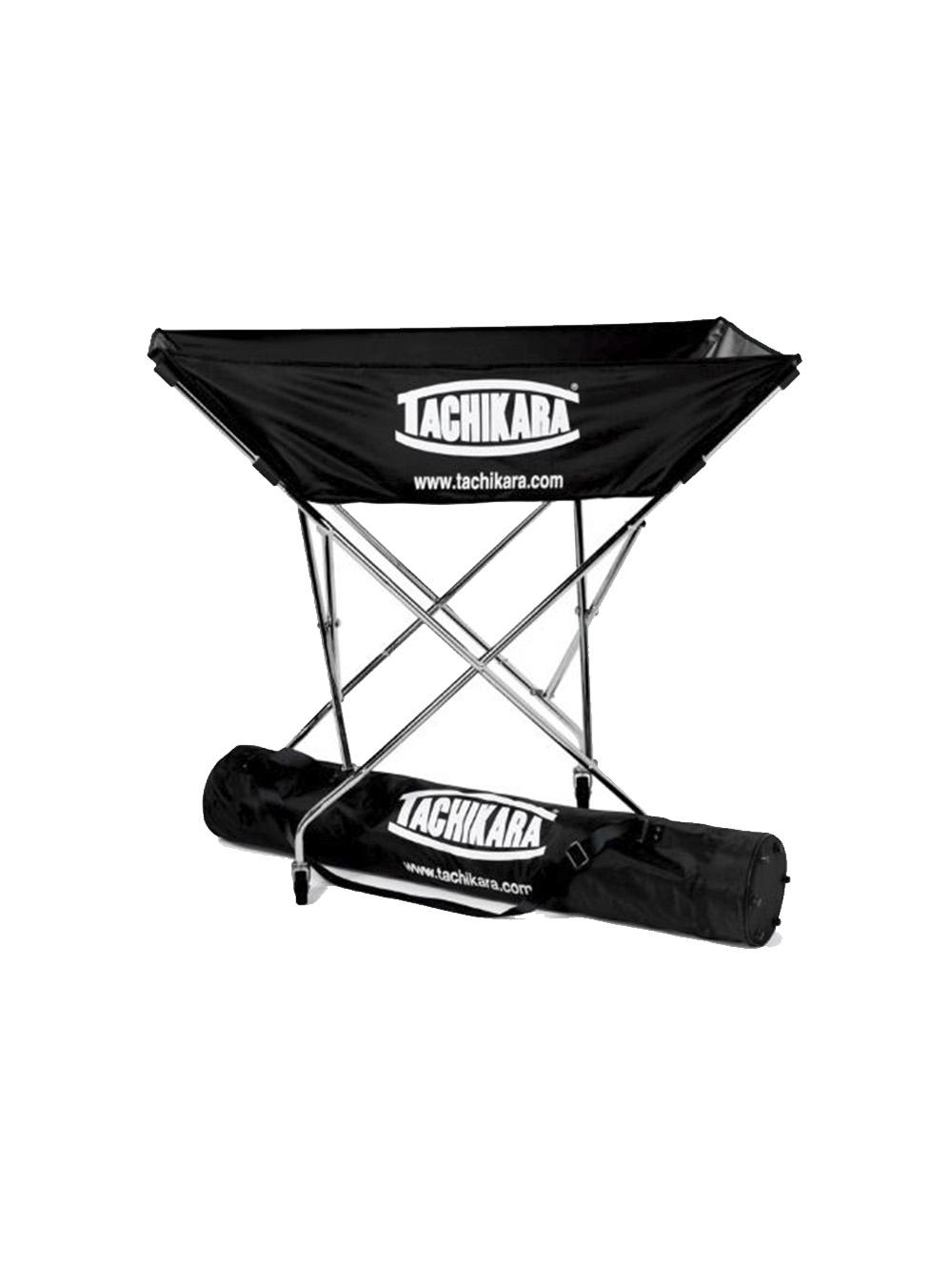 Tachikara Collapsible Hammock Ball Cart Midwest Volleyball Warehouse
