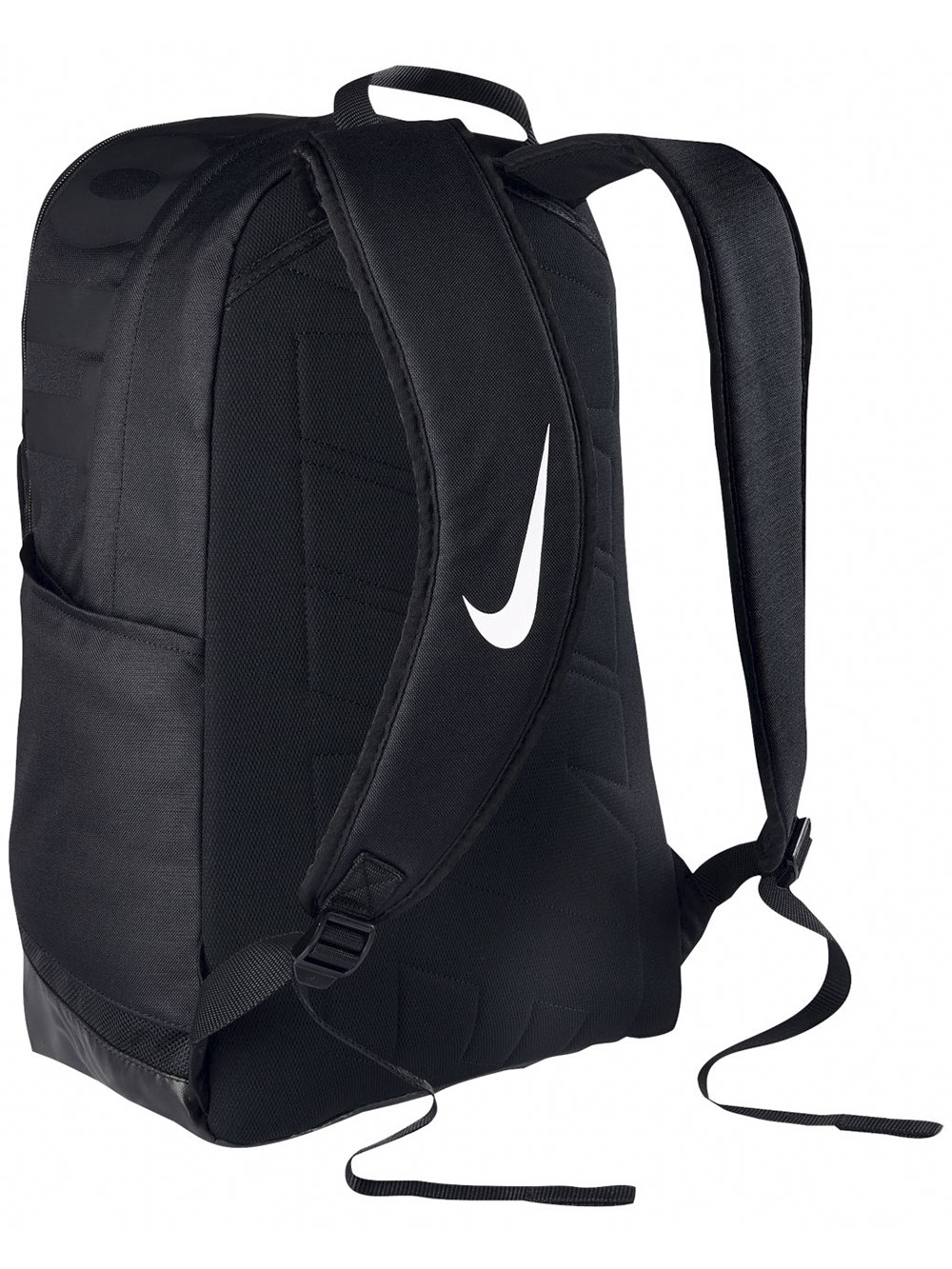 All Black Nike Backpack Swiss Paralympic