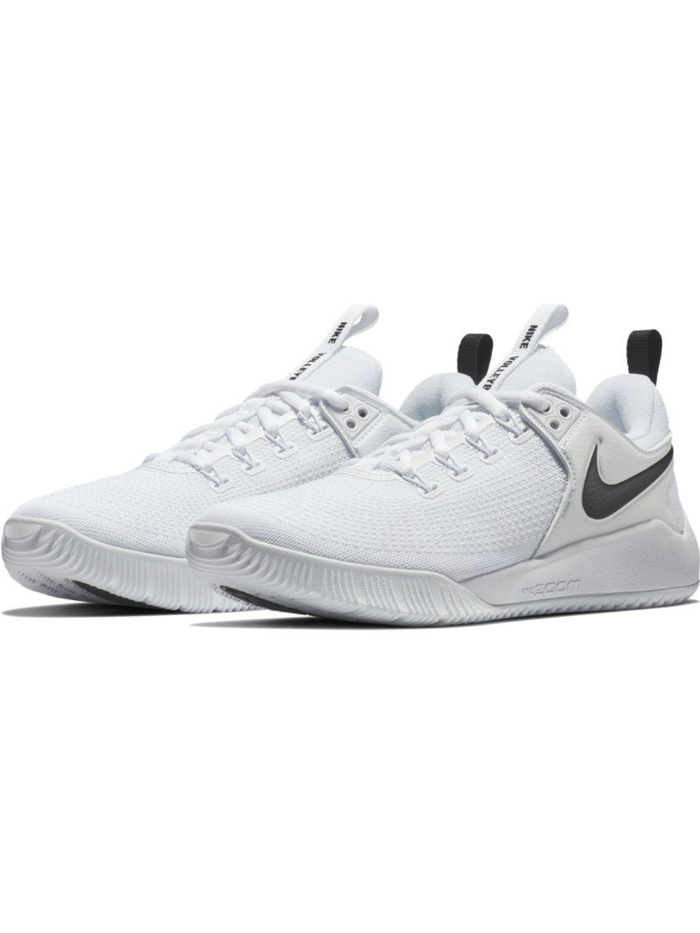 Women S Nike Zoom Hyperace 2 Shoes White Black Midwest