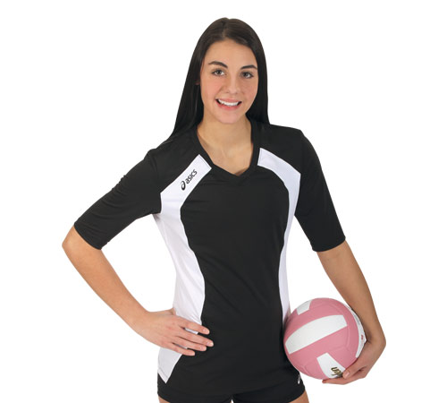 6572cce33cb Hydrology Technology • Moisture Management, Anti-Odor material • 3/4 Sleeve  • Colors White /w Black Accents • Women's Sizes: XS, S, M, L, XL