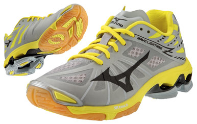 mizuno womens volleyball shoes size 8 queen zipline clearance